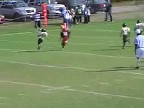 THE NEXT BARRY SANDERS!! 11 YEAR OLD TAJ PARKER