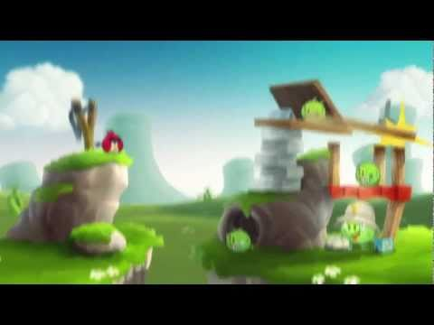 Angry Birds Presents Summer Pignic - Green Bird to the Rescue