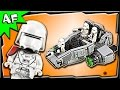 Lego Star Wars First Order SNOWSPEEDER 75100 Stop Motion Build Review