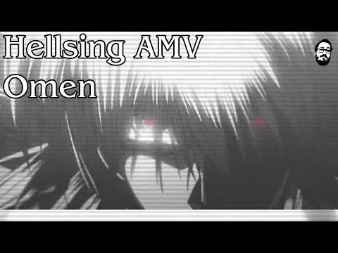 Hellsing Ultimate AMV - Omen (Seizure Warning)