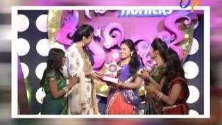 Star Mahila 11-02-2016   E tv Star Mahila 11-02-2016   Etv Telugu Show Star Mahila 11-February-2016