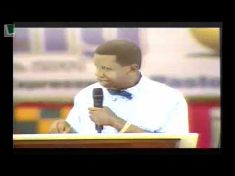 RCCG Holy Ghost Congress 2011 Day 1 Part 1