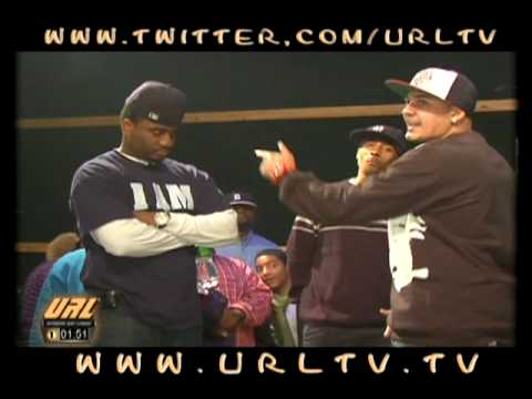 URL PRESENTS X- Factor vs Cortez Round 1