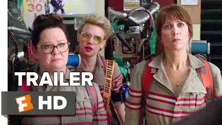 Ghostbusters Official Trailer #2 (2016) - Kristen Wiig, Melissa McCarthy Movie HD