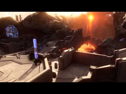 Halo 4 Spartan Ops Gameplay E3 2012 -t6tTvPLUY1U
