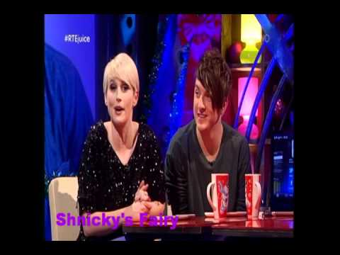 Westlife Shane Filan Question &amp; Answer on Juice (15 Dec 2011)