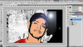Photoshop Tutorial Cartoon Effect