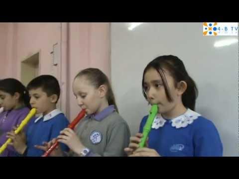 Flüt ile Tekir Şarkısı
