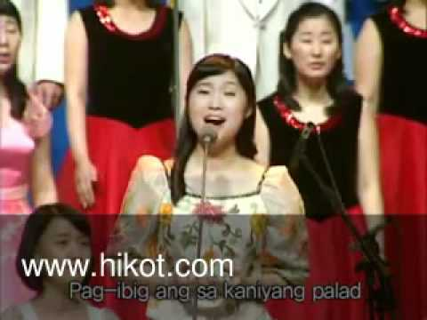 Bayan ko (My Dear Country) the Philippines sung by Korean Choir