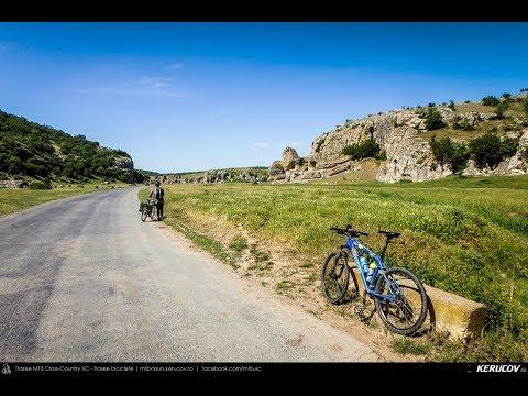 VIDEOCLIP Traseu MTB Targusor - Gura Dobrogei - Sacele - Corbu - Navodari - Mamaia (Cheile Dobrogei)