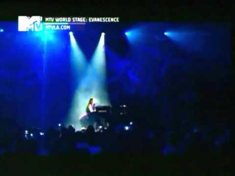 MTV World Stage Evanescence 2012