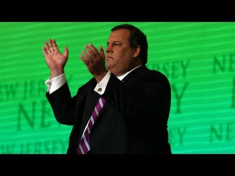 Raw Video: Chris Christie delivers the RNC keynote address