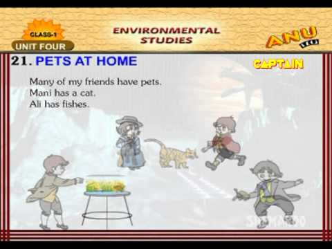 Kids Educational Videos - Pets And Home