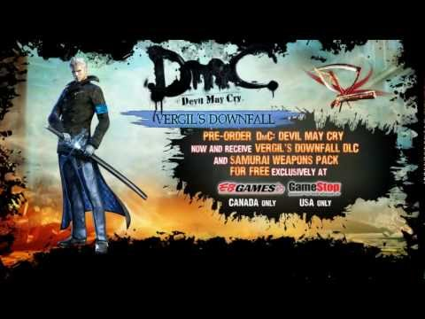 DmC Devil May Cry - Vergil's Downfall