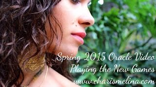 Spring 2015 Oracle: Playing the New Games