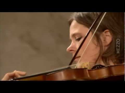 L'Arpeggiata:  Bertali:  Chiacona (Veronika Skuplik Violin Solo)