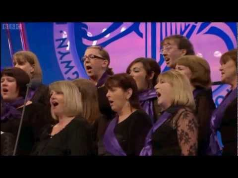 Belcanto Choir - BBC Highlights from the 2012 Llangollen International Musical Eisteddfod