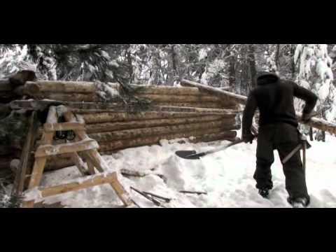 Doğada Tek Başına - Dağ Evi 5 Bölüm (07 03 2012)