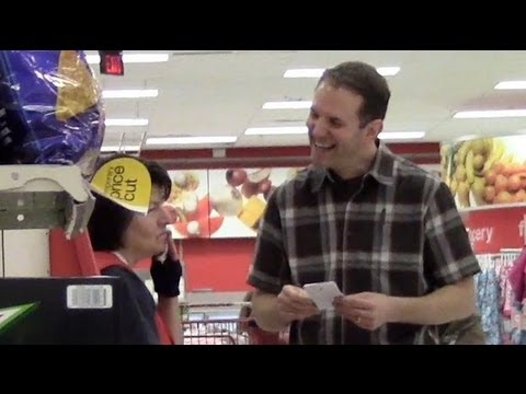 Shopping List Prank - Greg-s uncut take