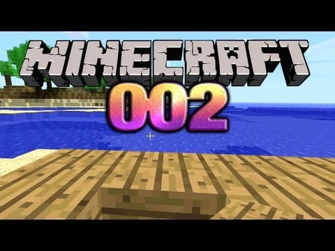 Let's Play Minecraft #002 [Deutsch] [HD] - Inselkoller & Nachtwache