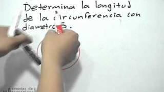 Perímetro de la circunferencia y área del círculo