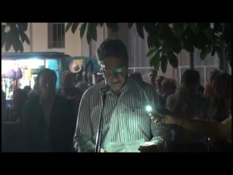 <b>Paran�</b>. Acto a un a�o de la muerte de Alberto Nisman