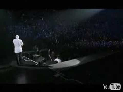 eminem-sing for the moment live
