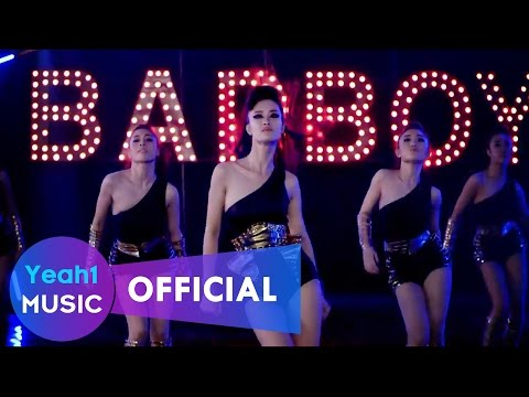 BAD BOY - Đông Nhi  [Official MV 4K]
