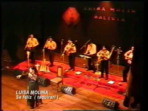 LUISA MOLINA - SE FELIZ