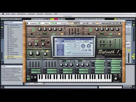 Avicii - Levels Intro Synth in Sylenth1 - Ableton Live