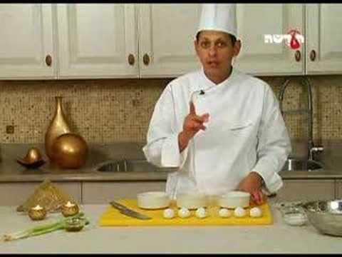 מתכון וידאו: לחמניות גבינה
