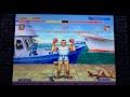 ニコ生にお邪魔した後のウル2 配信[Ultra Street Fighter II]