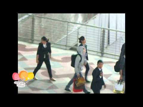 (Fancam) 110429 Super Junior M @ Suvarnabhumi Airport come to Thailand
