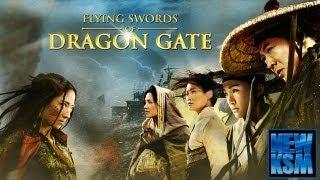 Flying Swords Of Dragon Gate 3D (Deutscher Trailer) Asia-Action mit Jet Li, Regie Tsui Hark