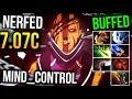 7.07C Anti-Mage Was NERFED or BUFFED? - MinD_ContRoL Dota 2