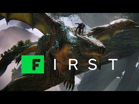 Scalebound: Dragon Armor, Giant Swords, and Flip-Kicking Dragons - IGN First - UCKy1dAqELo0zrOtPkf0eTMw