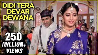 Didi Tera Devar Deewana - Hum Aapke Hain Koun - Lata Mangeshkar & S P Balasubramaniam's Hit Song