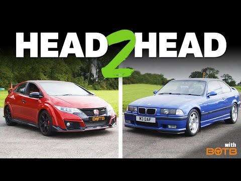Can My 20-Year-Old M3 Keep Up With A New Civic Type R? - UCNBbCOuAN1NZAuj0vPe_MkA