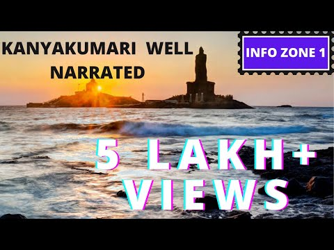 Kanyakumari A Unique Tourist  Spot 2012