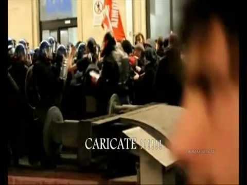 SCONTRI NOTAV LA VERITA TORINO 25-2-2012