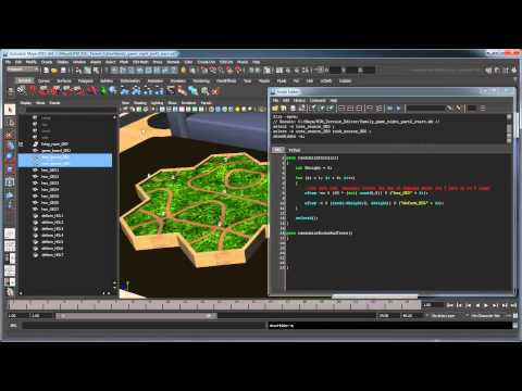 Creating procedural terrain - Part 2: Terrain and set dressing