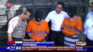 <span>Ditreskrimsus Polda Jatim Tangkap Dua Penyelundup Solar Ilegal</span>