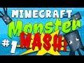 Minecraft Monster Mash - Part 1 - Baking a Cake