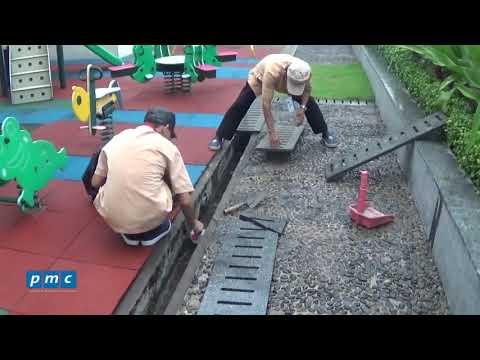PACRSpring – Làm sạch hệ thống thoát nước định kỳ