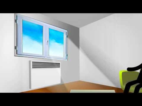 Confort conomies d nergie quel radiateur lectrique - Radiateur electrique economie d energie castorama ...