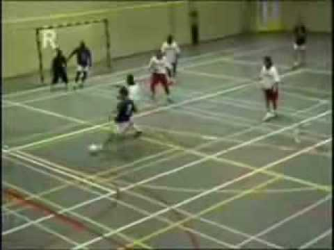 futsal dribles freestyle