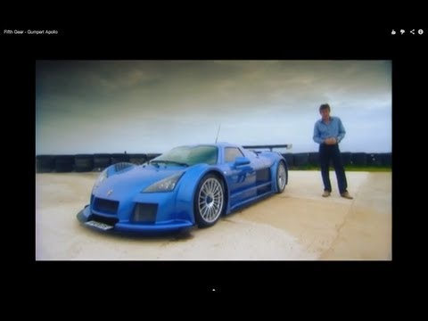 Fifth Gear - Gumpert Apollo