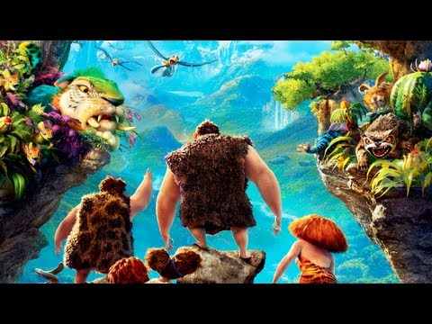 The Croods 2013 Trailer Dreamworks Movie - Official [HD]