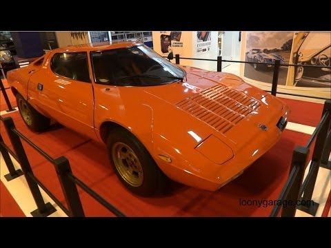 Lancia Stratos Stradale 0003 - The First Road Car