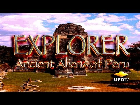 UFOTV® Presents - ANCIENT ALIENS HIDDEN PLANET OF THE NAZCA - FREE Movie